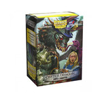 ARCANE TINMEN Dragon Shield: (100) ART 2021 Easter