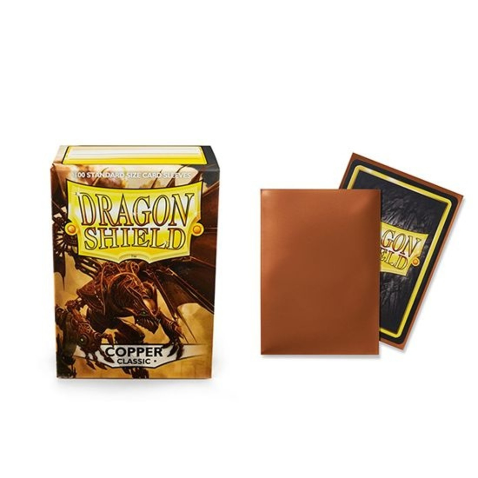 ARCANE TINMEN Dragon Shield: (100) Copper