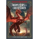 Penguin Random House Young Adventurer's Guide - Monsters and Creatures