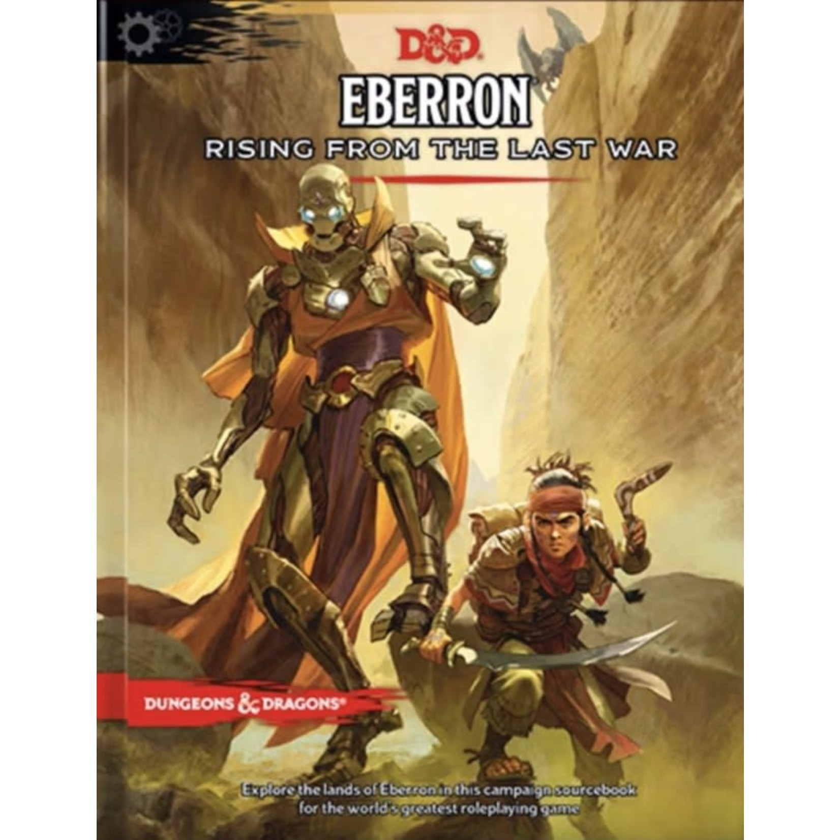 Wizards of the Coast D&D 5th: Eberron: Rising from the Last War