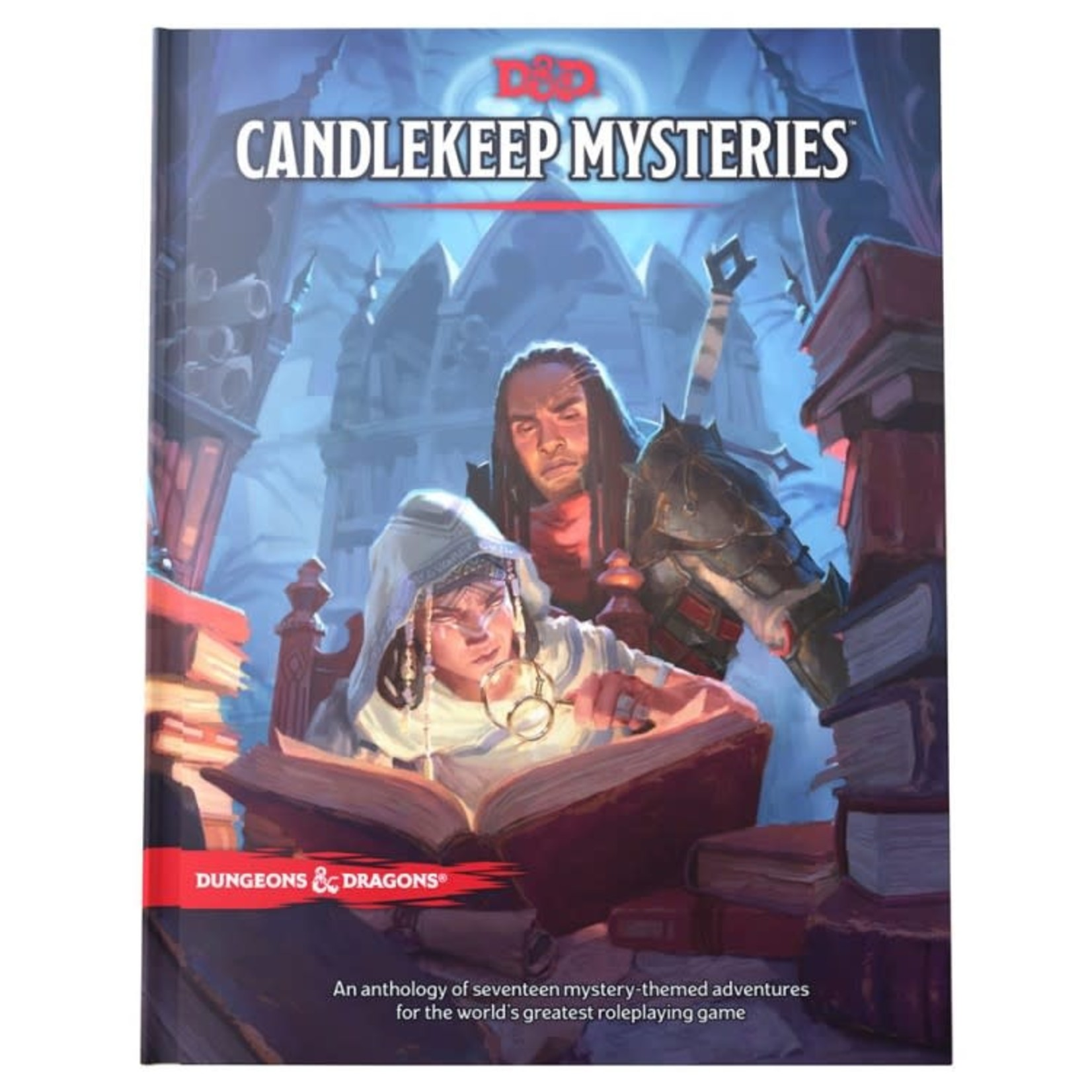 Wizards of the Coast 5th Ed Candlekeep Mysteries