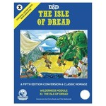 Goodman Games D&D 5th Ed Original Adventures Reincarnated: #2 - The Isle of Dread