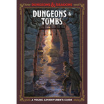 Penguin Random House Young Adventurer's Guide - Dungeons and Tombs