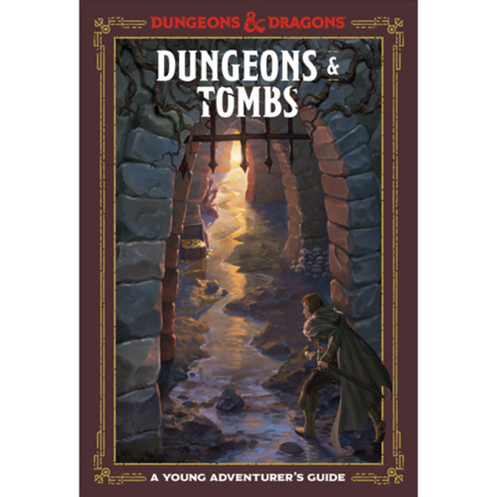 Penguin Random House D&D 5th Ed A Young Adventurer's Guide - Dungeons and Tombs (Hardcover)