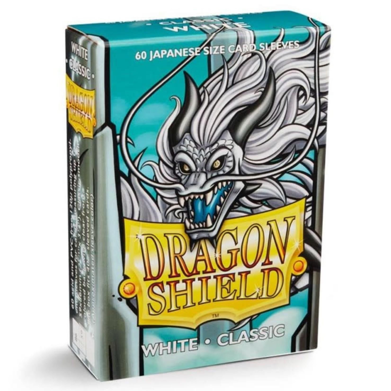 ARCANE TINMEN Dragon Shield:  Japanese (60) Matte White