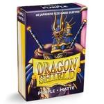 ARCANE TINMEN Dragon Shield:  Japanese (60) Matte Purple
