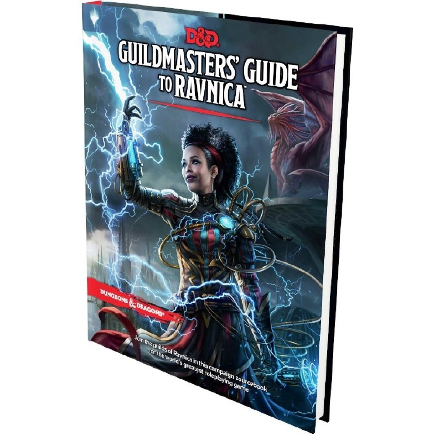 Wizards of the Coast D&D 5th Ed Guildmaster's Guide to Ravnica