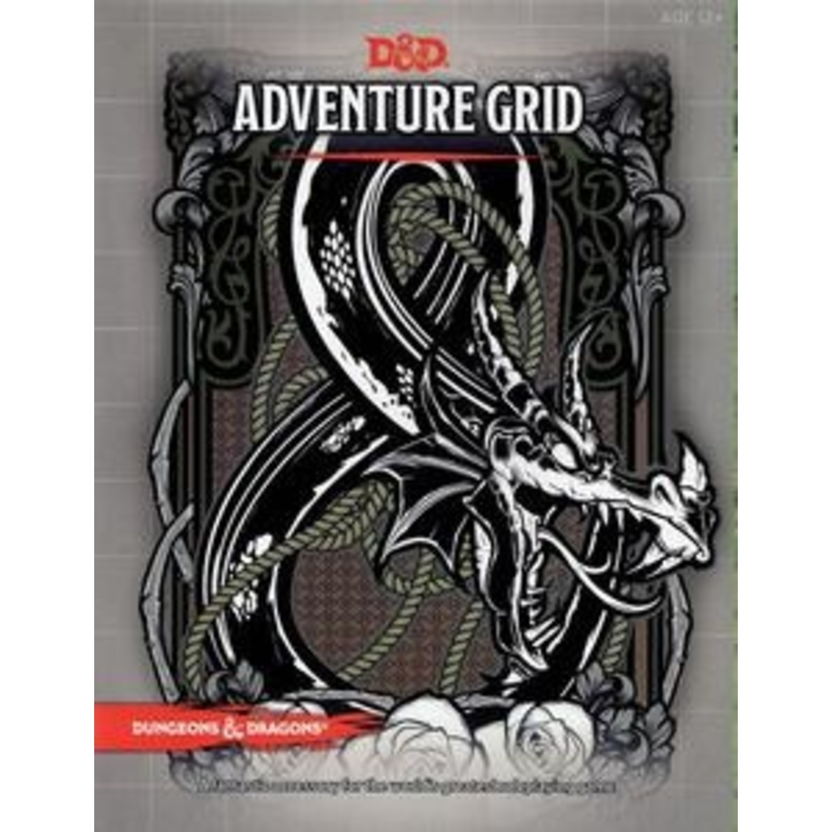 Wizards of the Coast D&D 5th Ed Adventure Grid