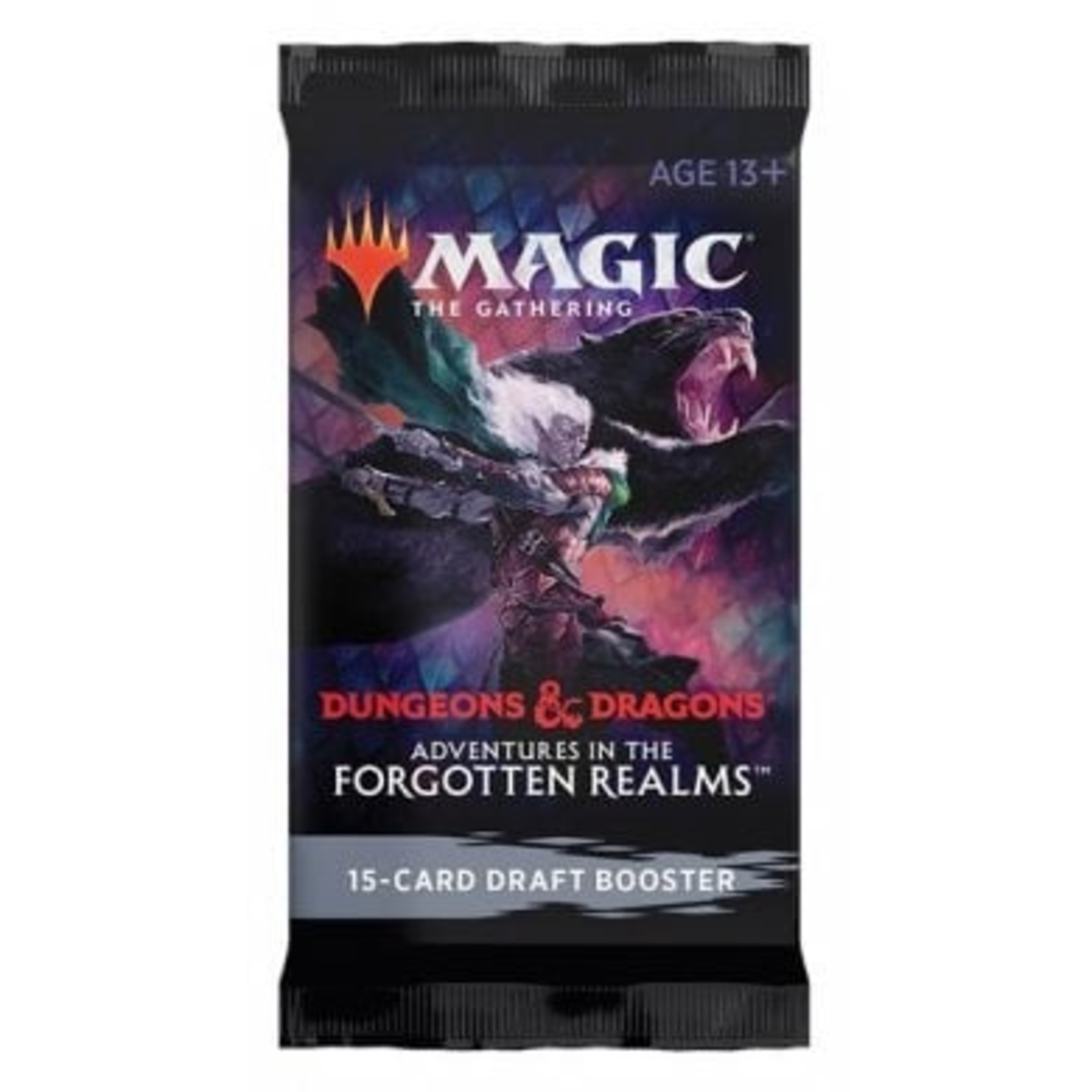 Wizards of the Coast Adventures in the Forgotten Realms Draft Booster Pack