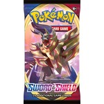 Pokemon Company International Sword & Shield Booster Pack
