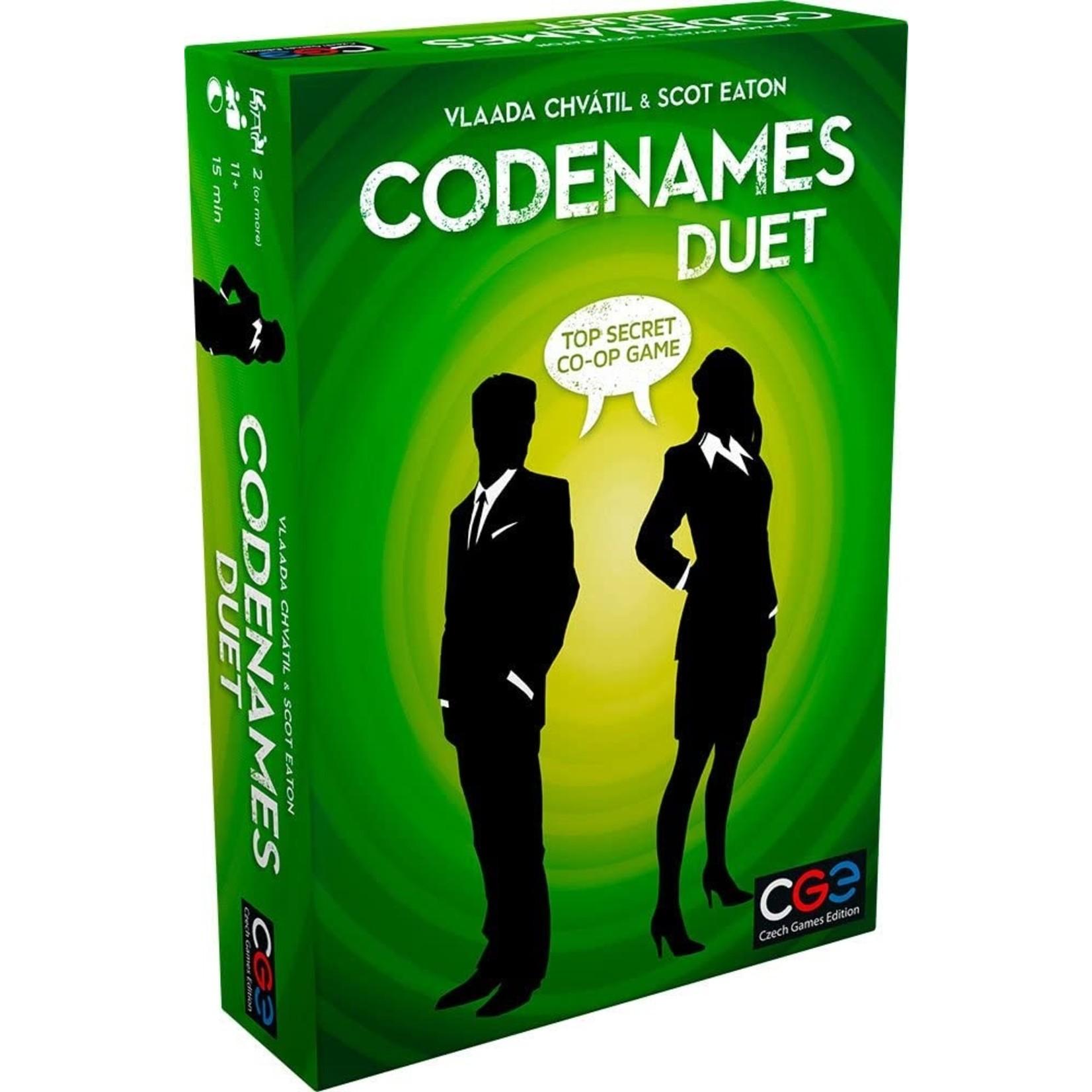 Czech Games Edition Codenames: Duet