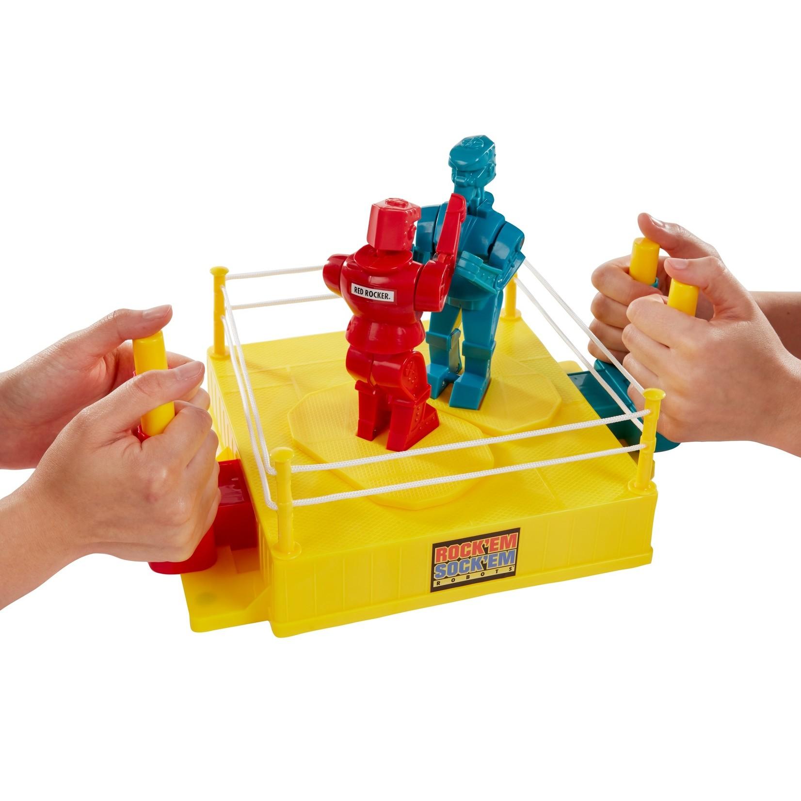 Mattel Games Rock'em Sock'em Robots