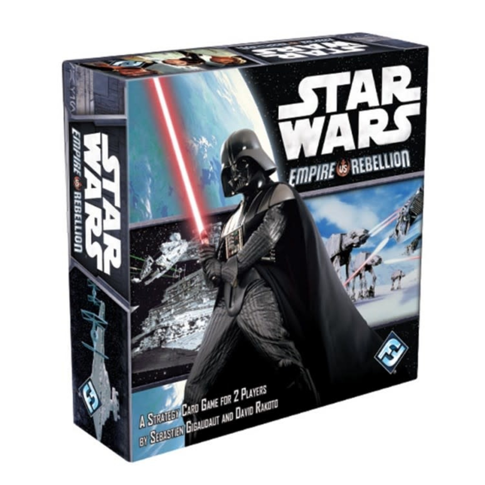 Fantasy Flight Publishing Star Wars Empire vs. Rebellion Card Game