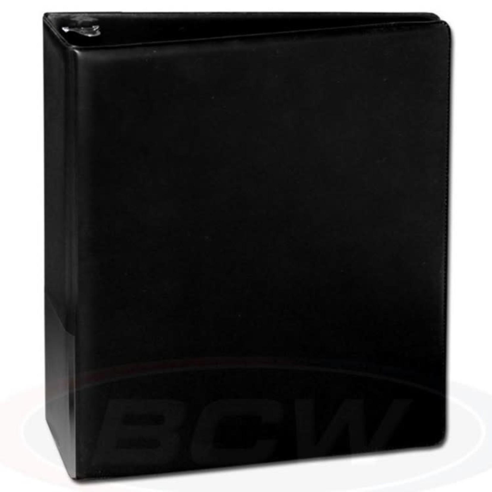 "BCW Supplies 2"" Black Binder"