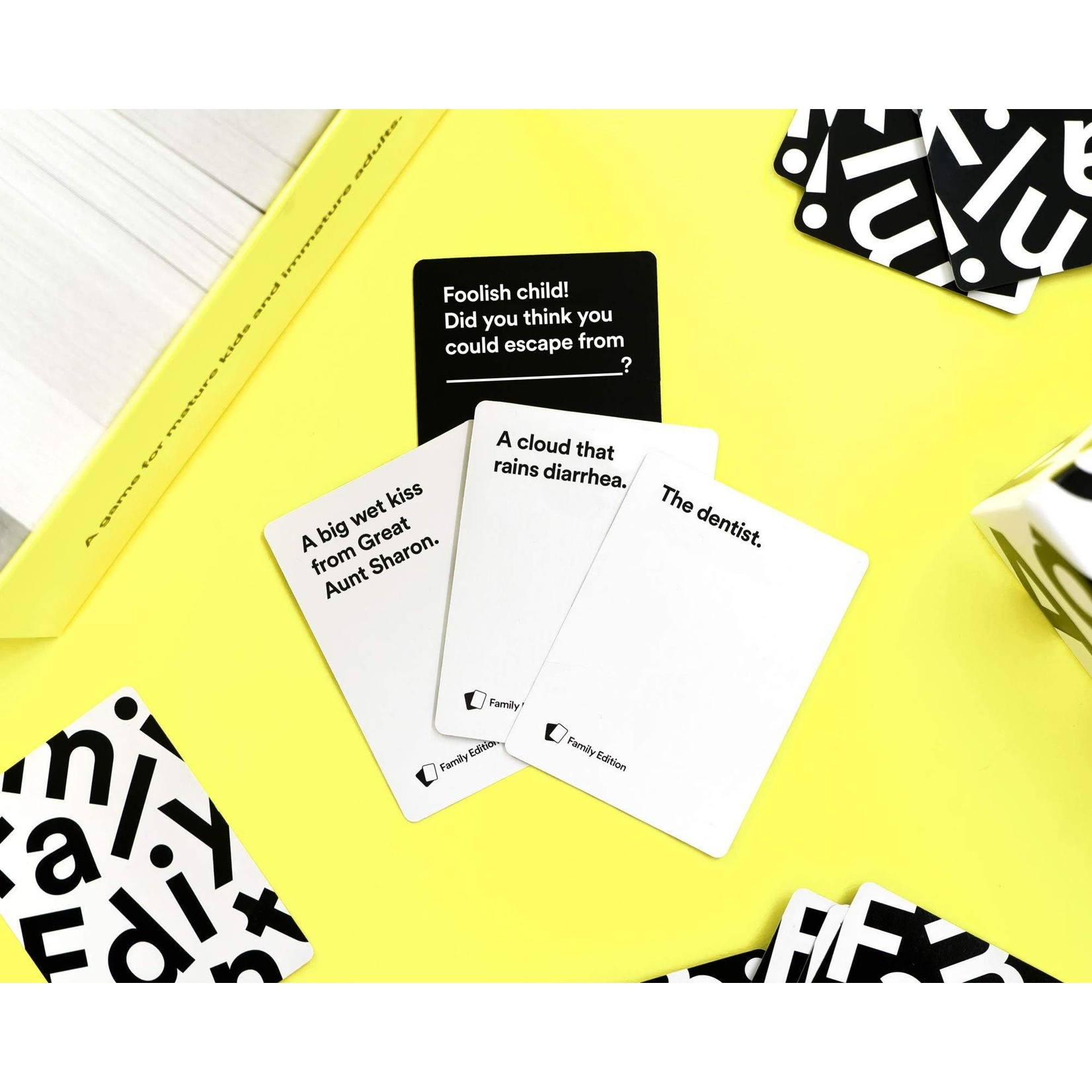 Cards Against Humanity LLC Cards Against Humanity Family Edition