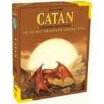 Catan Studios Inc. Catan Treasures, Dragons, & Adventurers