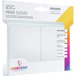Matte Prime Card Sleeves: White