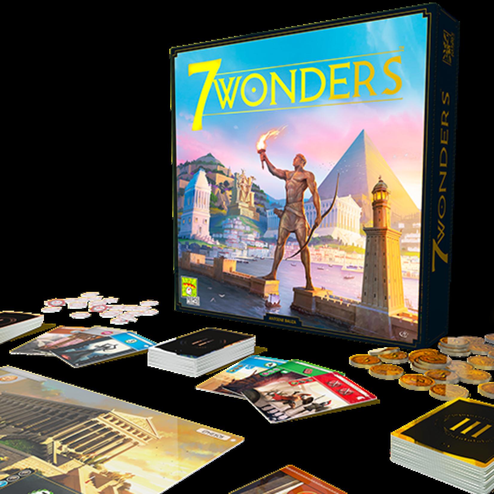Repos Productions 7 Wonders