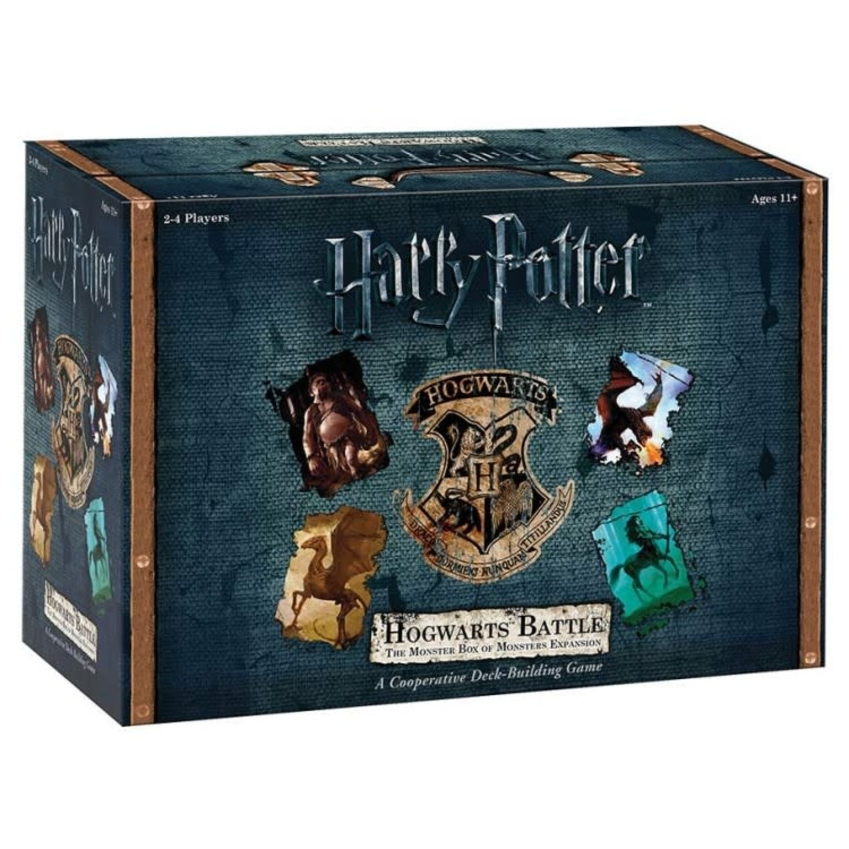 USAOpoly Harry Potter Hogwarts Battle: Monster Box of Monsters Expansion