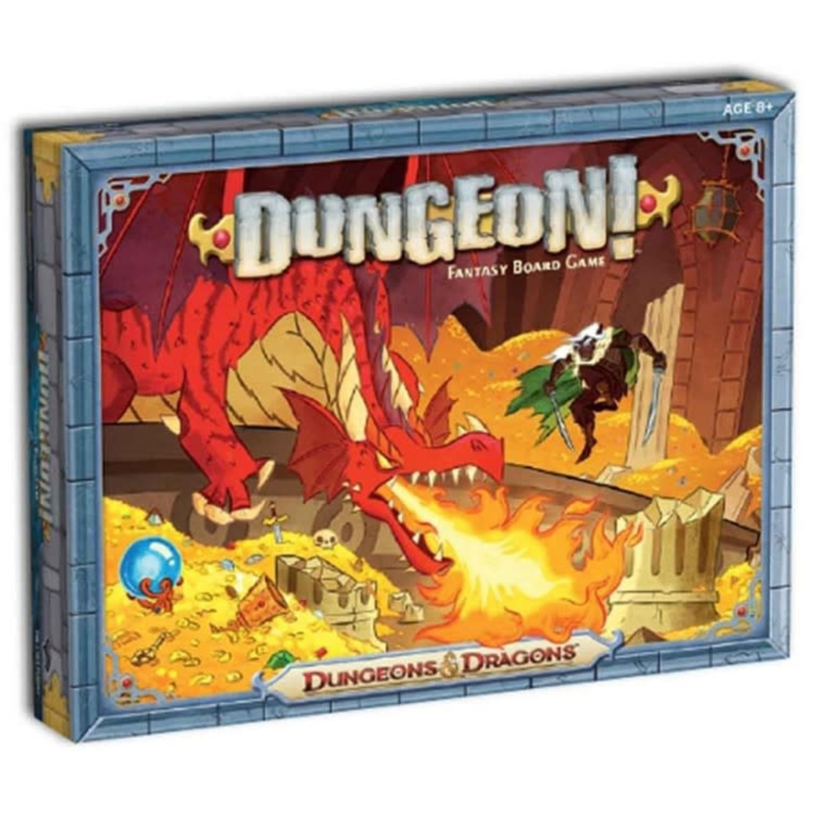 Wizards of the Coast D&D Dungeon! Board Game