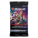 Wizards of the Coast Adventures in the Forgotten Realms Set Booster Pack
