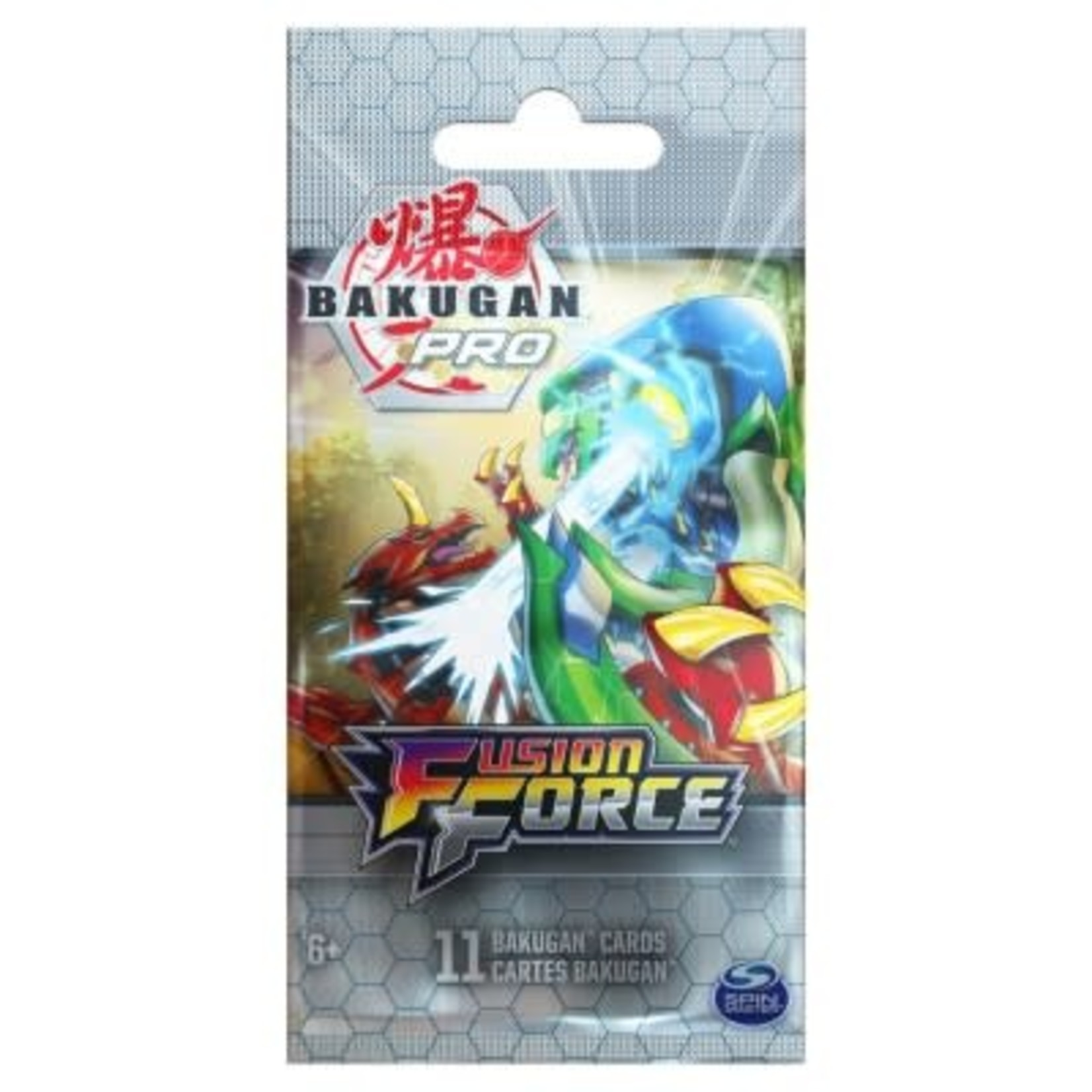 Spinmaster Bakugan PRO Card Booster Pack