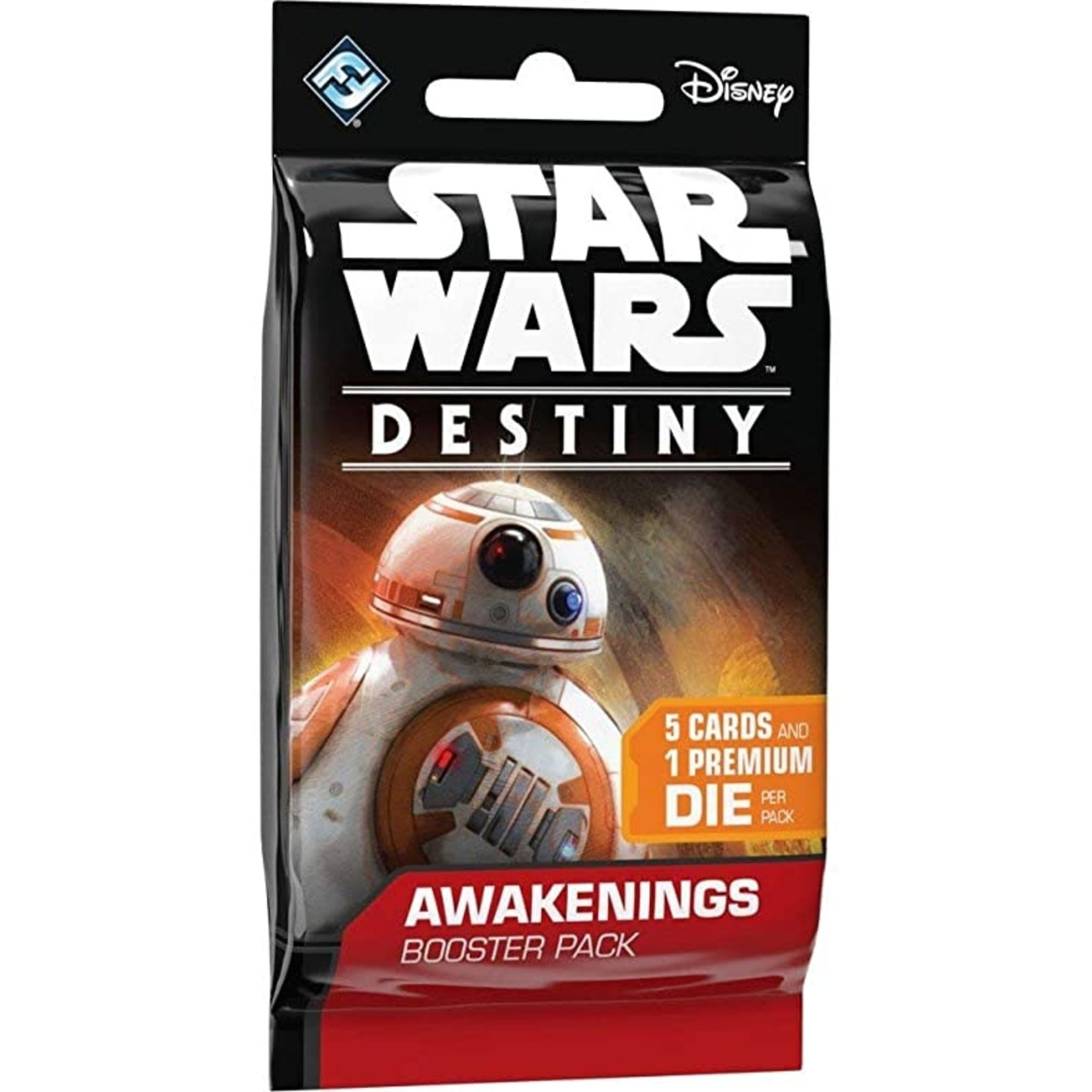 Fantasy Flight Star Wars Destiny: Awakenings Booster Pack
