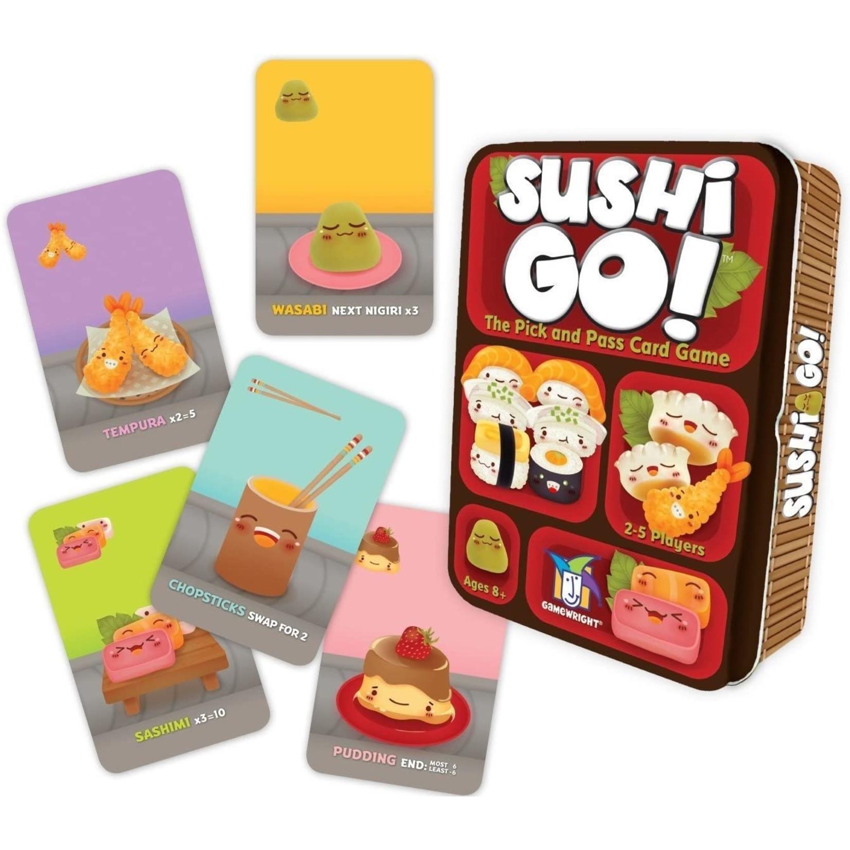 Gamewright Games Sushi Go!