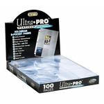 Ultra Pro Platinum Series: 9 Pocket Pages Box