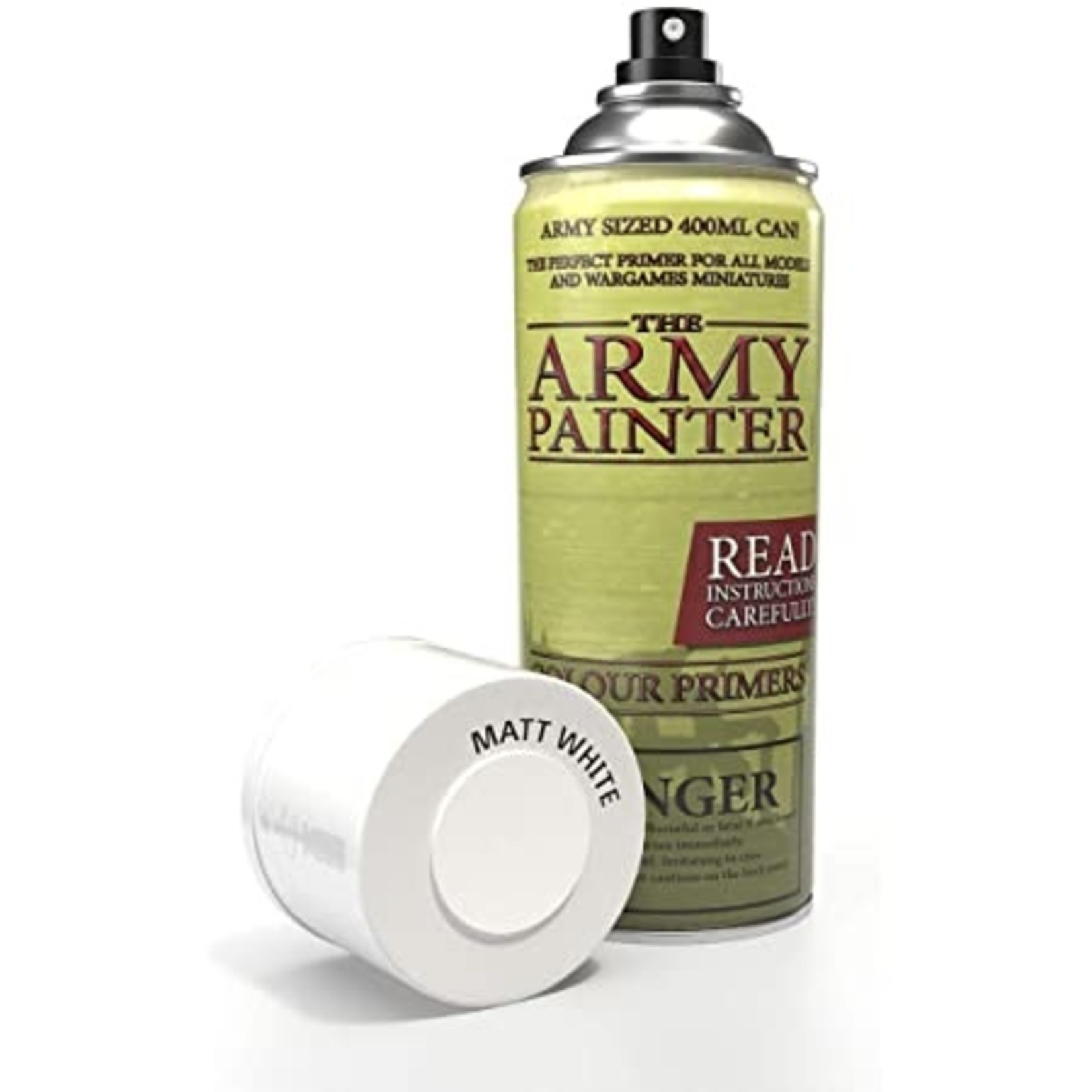 The Army Painter Army Painter: Base Primer Matte White