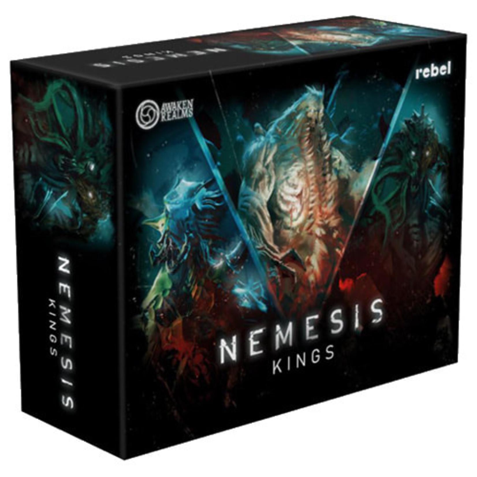 Awaken Realms Nemesis: Alien Kings Expansion