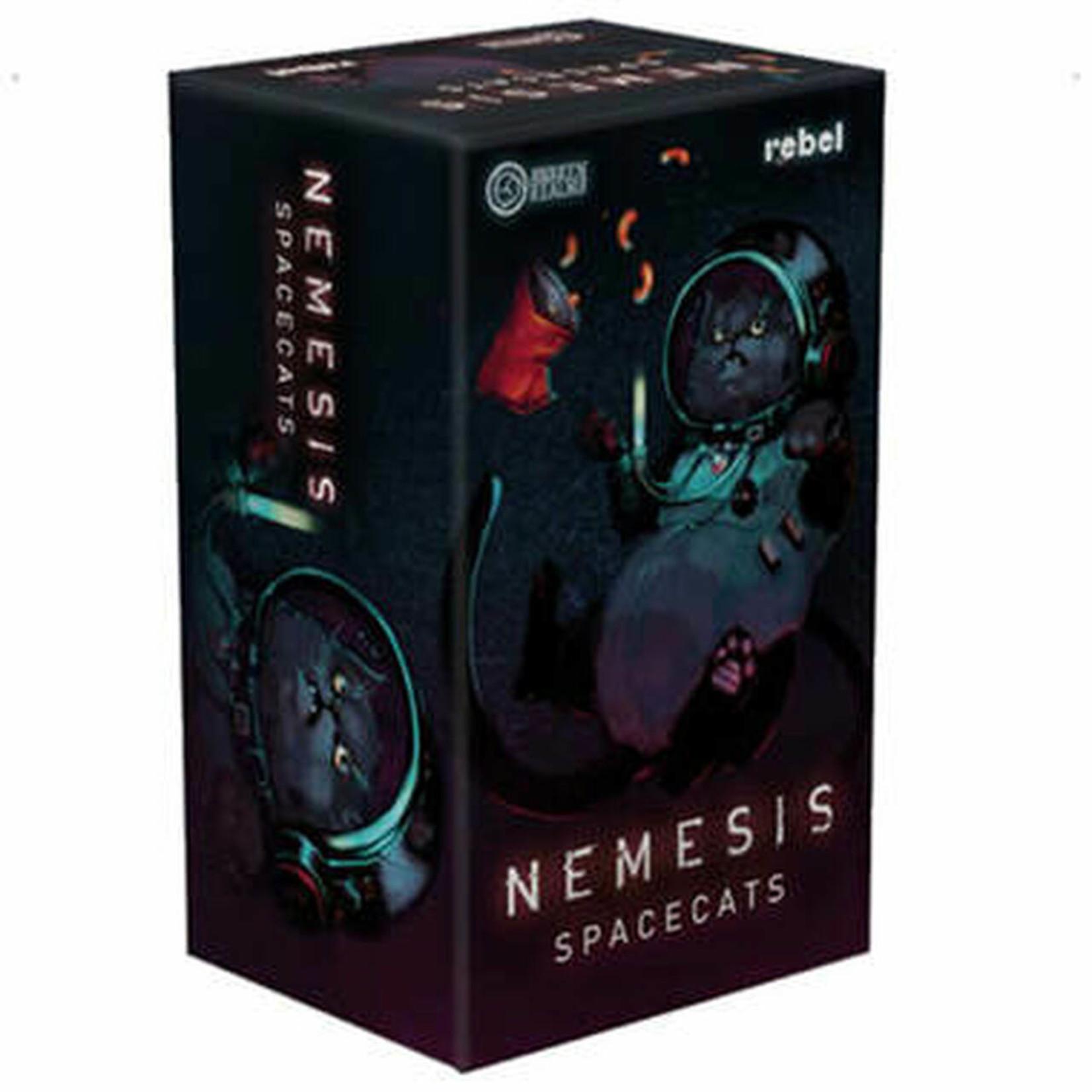 Awaken Realms Nemesis: Space Cats Expansion