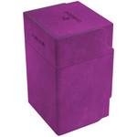 Watchtower 100+ Card Convertible Deck Box: Purple