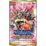 Bandai America, Inc. Great Legend Booster Pack