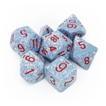 Speckled Polyhedral Set Air