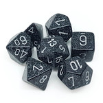 Chessex Speckled Polyhedral Set Ninja