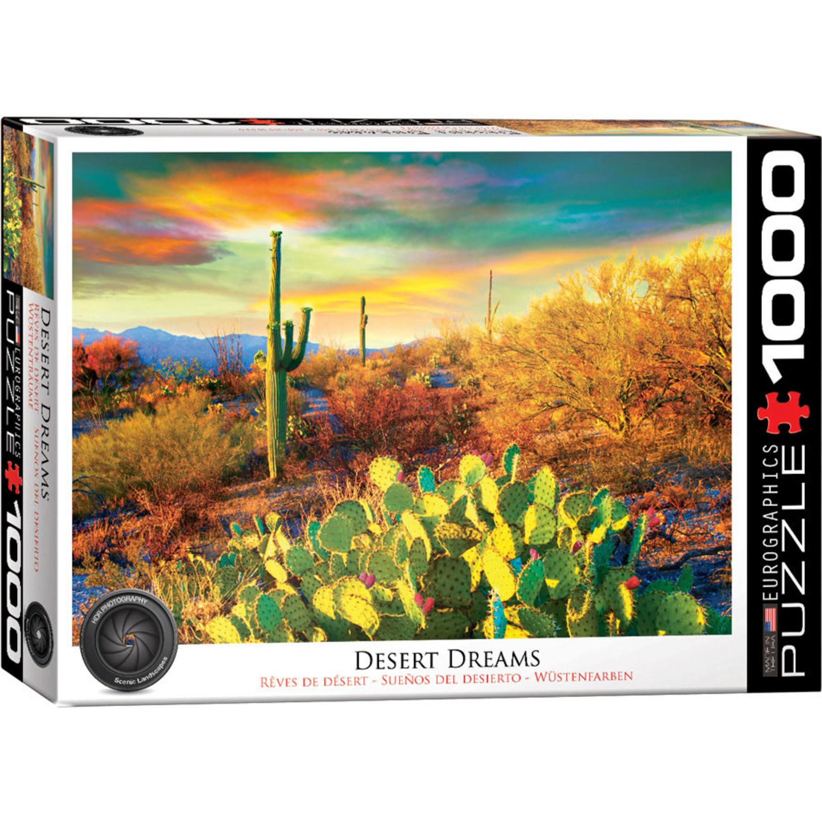 EuroGraphics Puzzles Desert Dreams (1000pc)