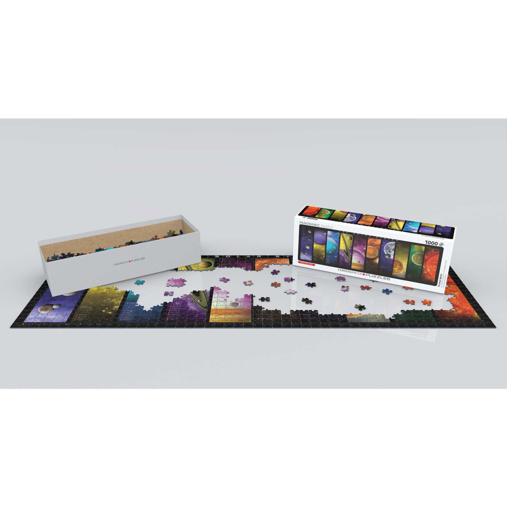 EuroGraphics Puzzles The Solar System 1000pc