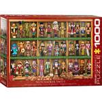 EuroGraphics Puzzles Nutcracker Christmas 1000pc