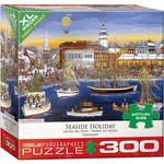 EuroGraphics Puzzles Seaside Holiday - C. Dyer 300pc