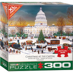 EuroGraphics Puzzles Christmas at the Capitol 300pc