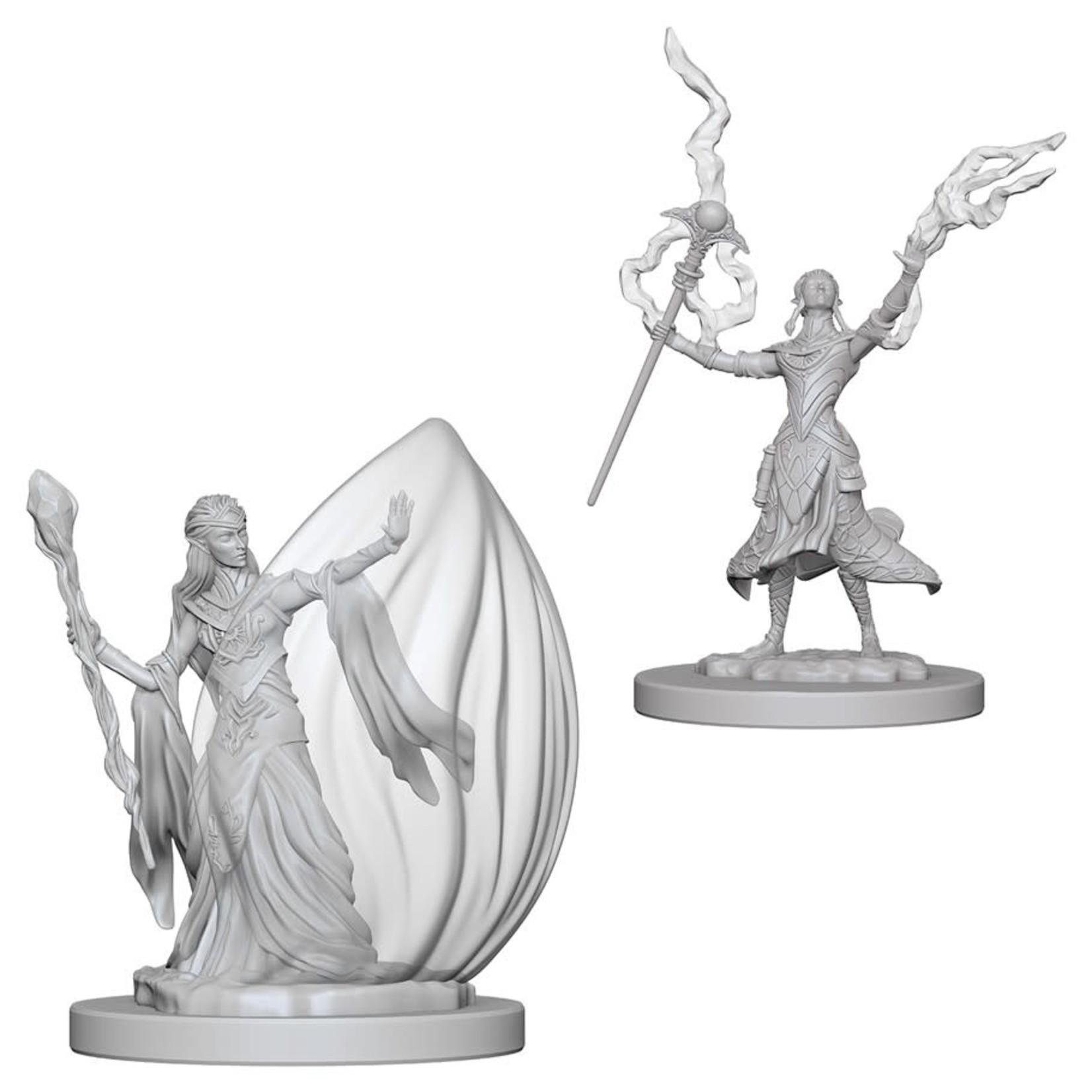 WizKids/Neca 72623 Nolzur's Elf Female Wizard