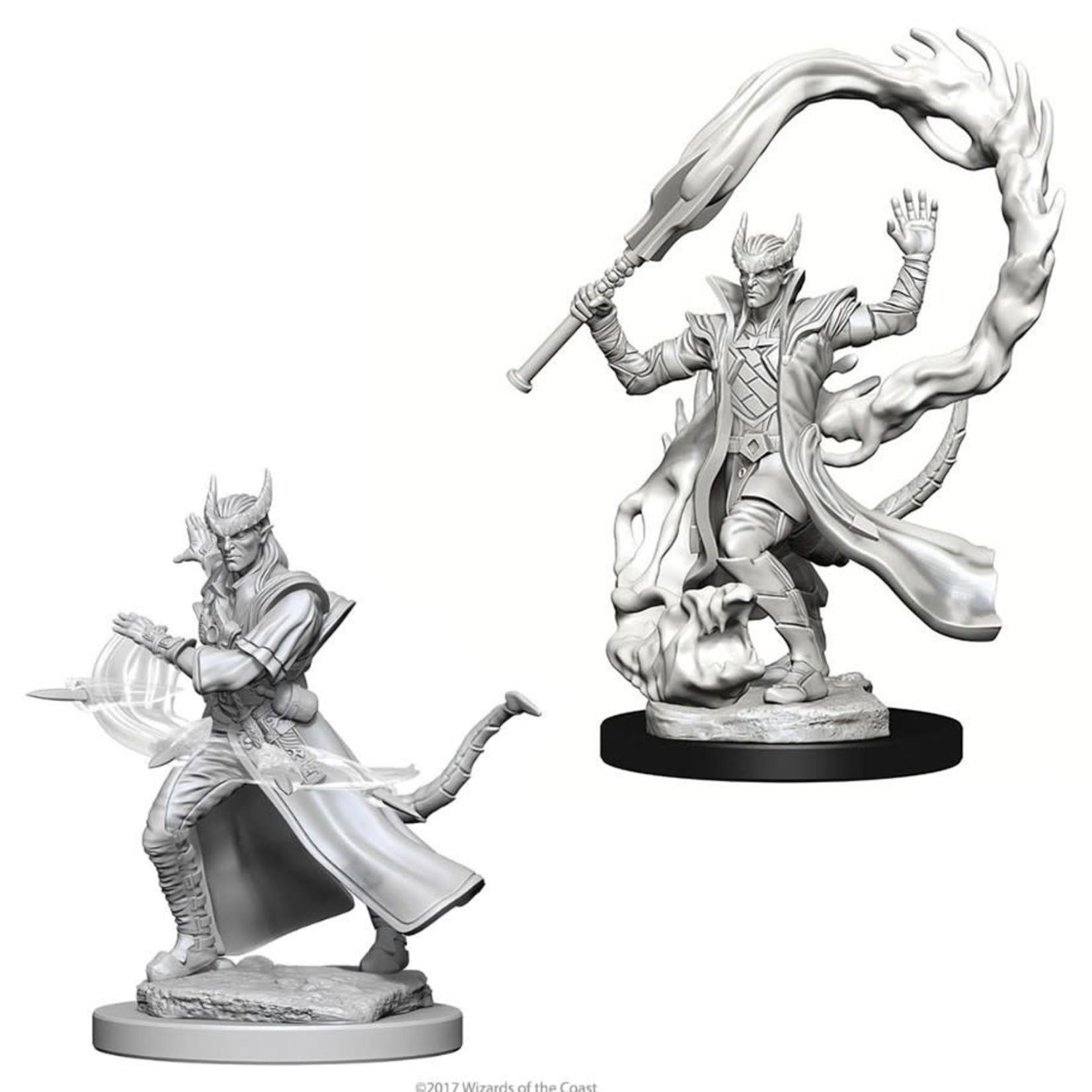 WizKids/Neca 73201 Nolzur's Tiefling Male Sorcerer