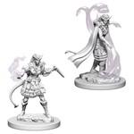 WizKids/Neca Tiefling Female Sorcerer