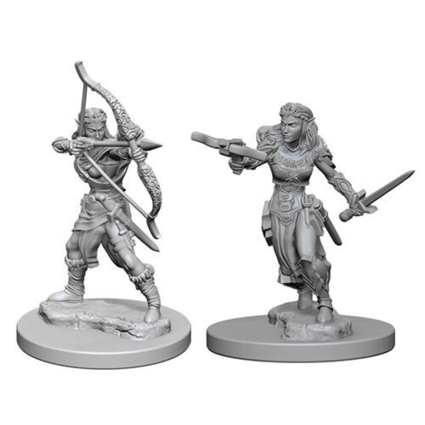 WizKids/Neca 72638 Nolzur's Elf Female Ranger