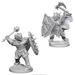 WizKids/Neca Nolzur's Dragonborn Male Paladin