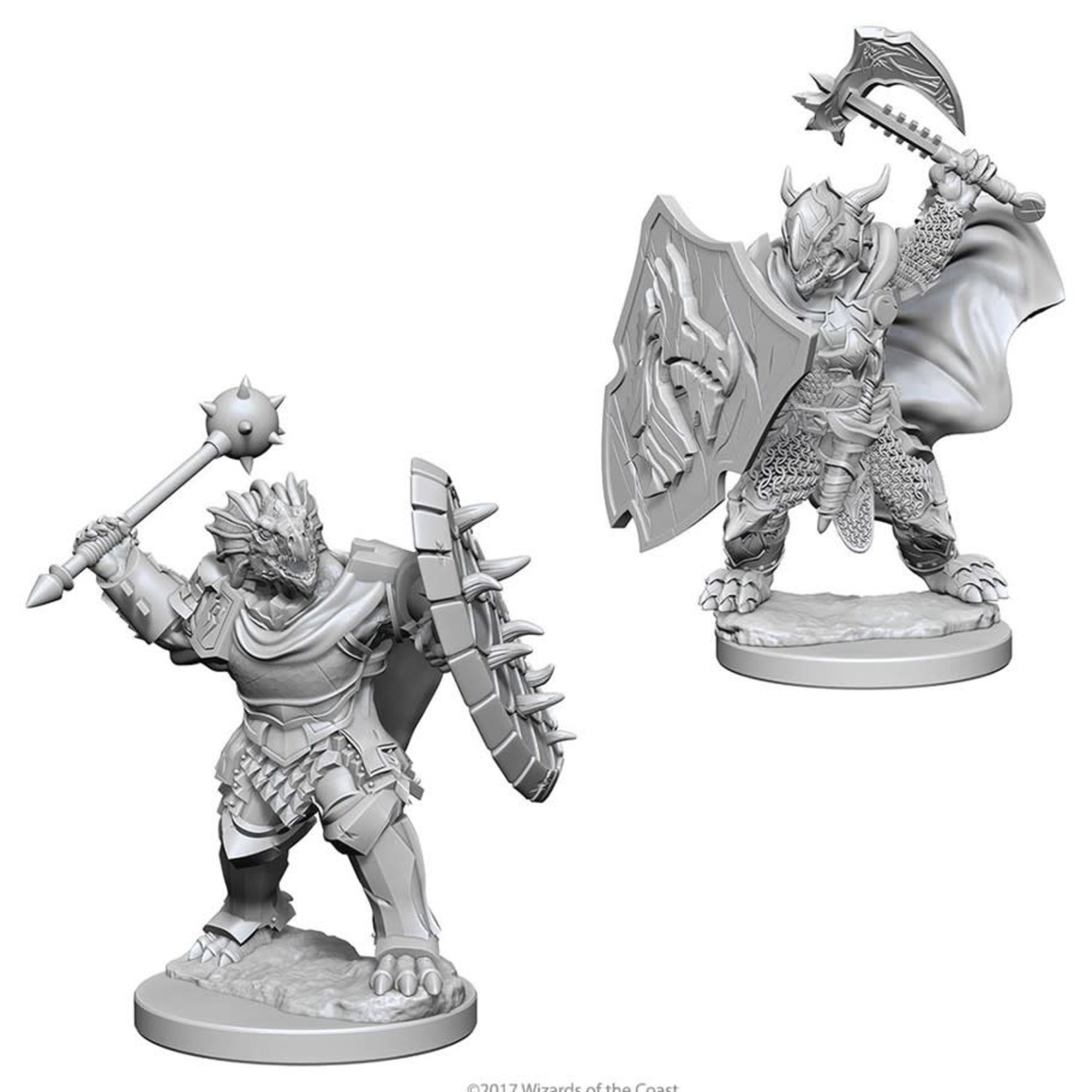 WizKids/Neca 73200 Nolzur's Dragonborn Male Paladin
