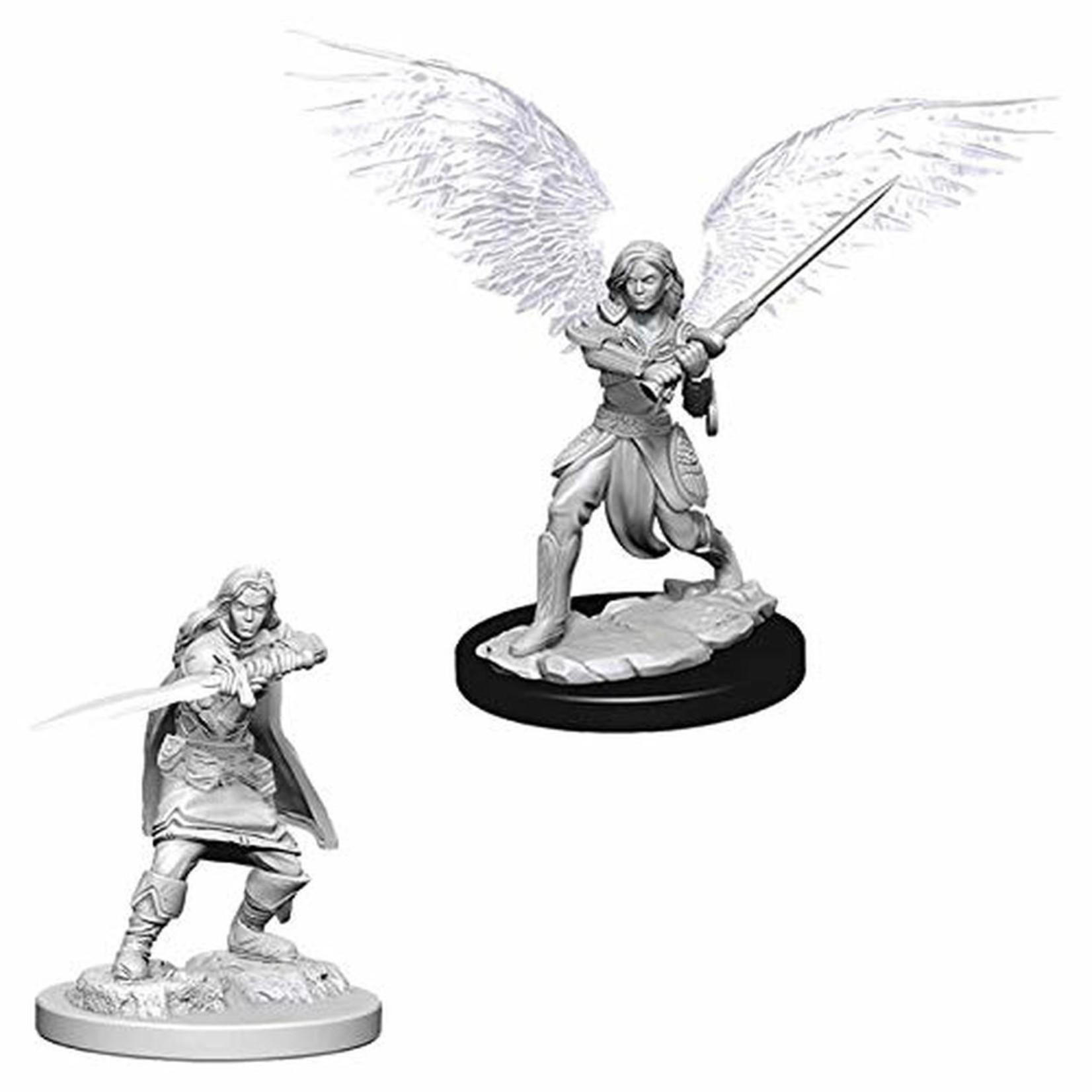 WizKids/Neca 73381 Nolzur's Female Aasimar Fighter