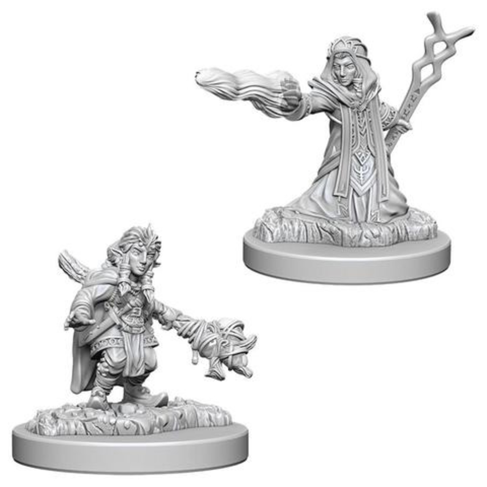 WizKids/Neca 73383 Nolzur's Female Gnome Wizard
