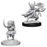 WizKids/Neca Nolzur's Female Halfling Fighter